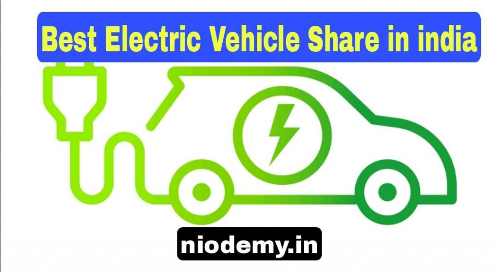 Electric Vehicle Share in India